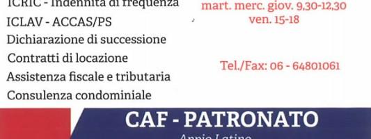 Caf Appio Latino