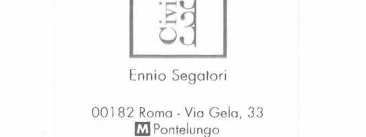 Civico 33.com