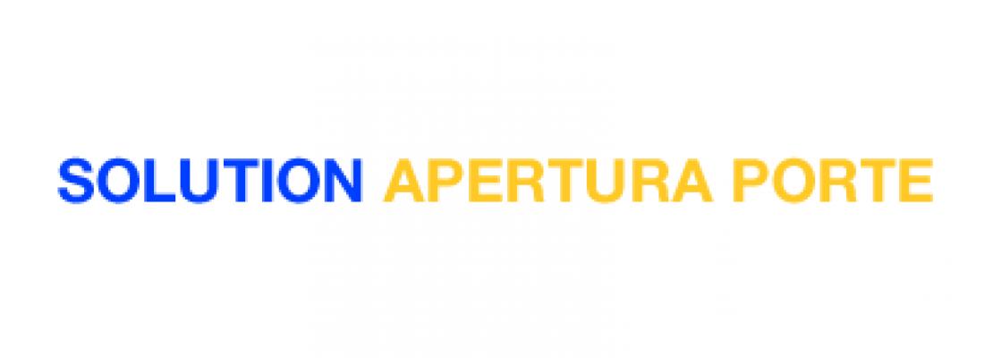 Solution Apertura Porte