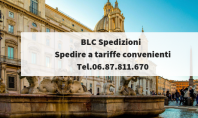 BLC Spedizioni, Corriere espresso, Deposito bagagli e pacchi.