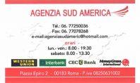 Agenzia Sud America