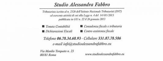 Alessandra Fabbro