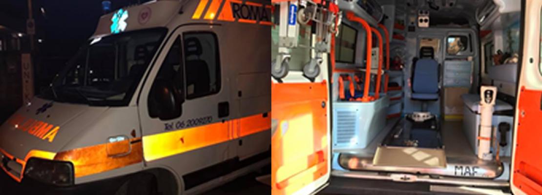 Ambulanze Private Appia