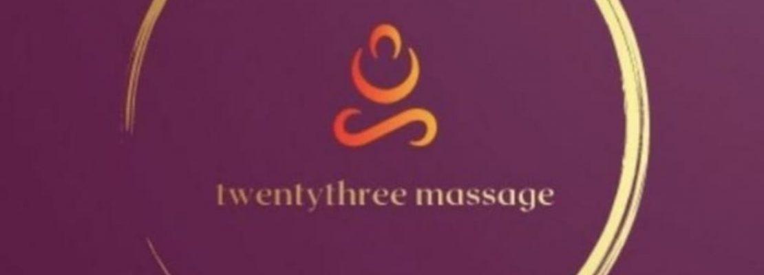 Twentythree Massage